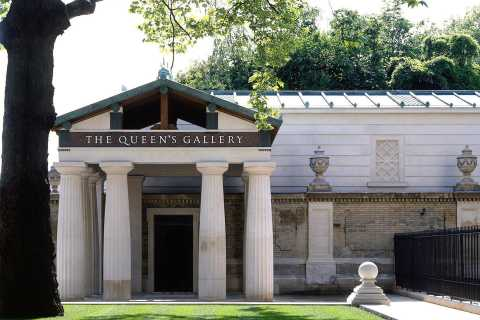 Buckingham Palace: biglietto per la Queen's Gallery