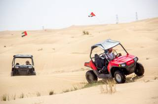 Dubai: Dünen-Buggy-Safari mit Abholung und Rücktransfer