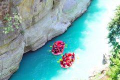 Cânion de Köprülü Antalya: Whitewater Rafting Trip