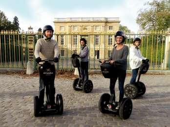 Park von Versailles: 2 Stunden geführte Segway-Tour