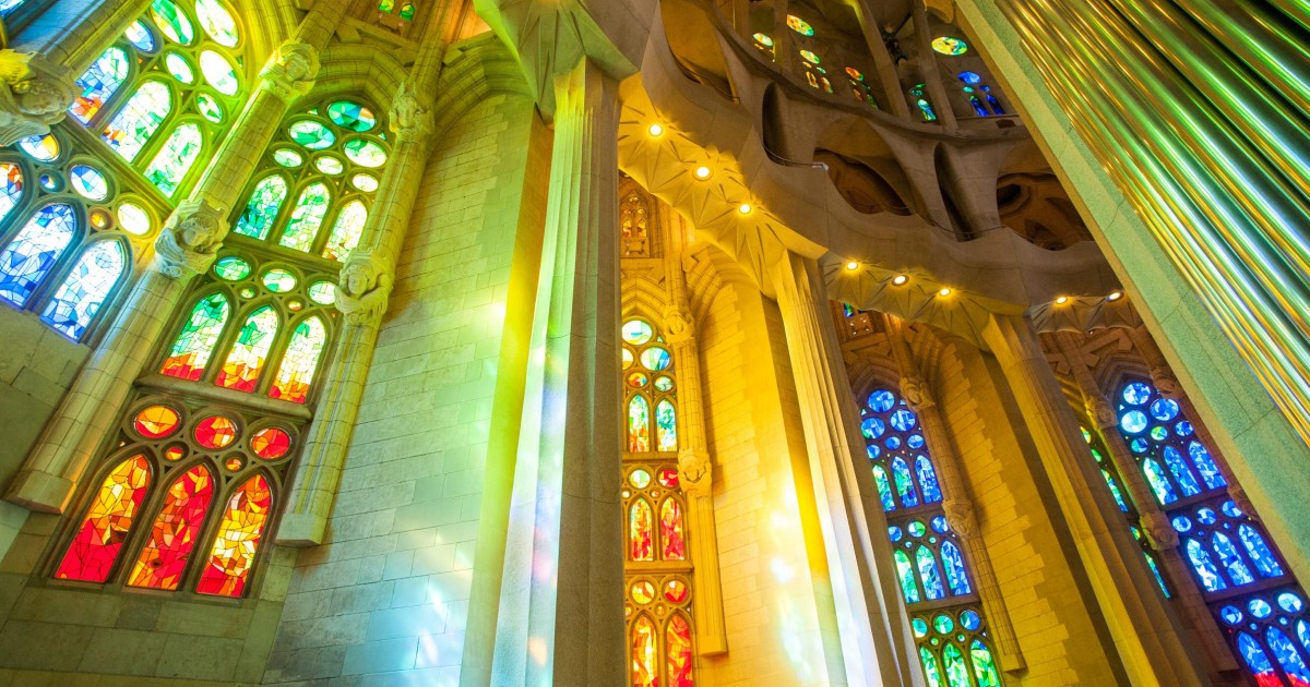 Barcelona: Sagrada Familia Fast-Track Ticket