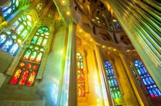 Barcelona: Sagrada Familia Ticket mit Schnelleinlass