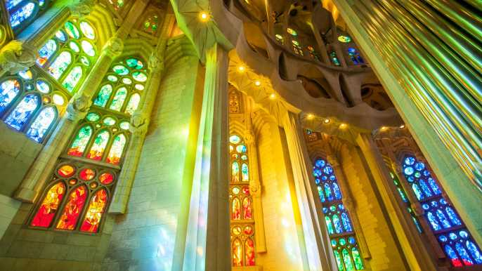 Barcelona: entrada prioritaria a la Sagrada Familia