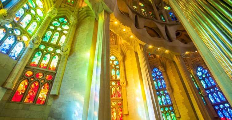 Sagrada Familia: biglietto d'ingresso prioritario