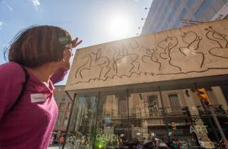 Picasso Rundgang & Picasso Museum von Barcelona