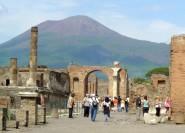 Ab Rom: Express-Führung durch Pompeji per Schnellzug