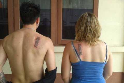 De Bangkok: Tatuagem Sagrada no Templo Wat Bang Phra