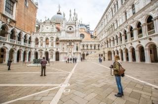 Dogenpalast: Tour durch Venedigs prunkvolles Juwel