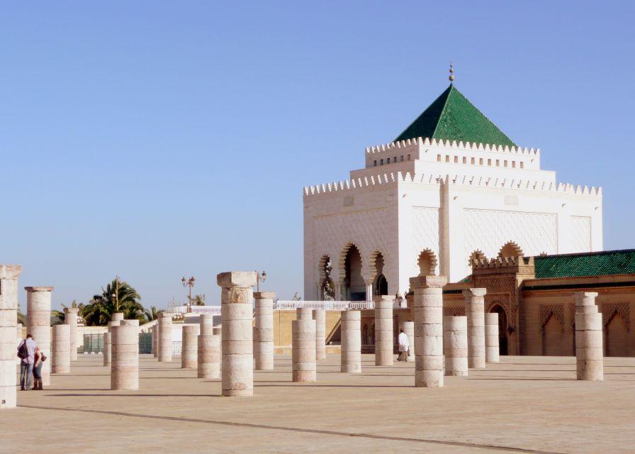 Całodniowa wycieczka do Rabatu