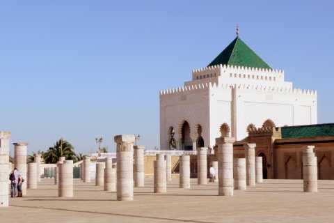 Rabat: Full-Day Trip from Casablanca