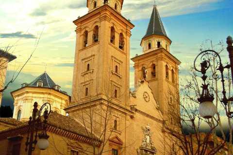 Granada City Full-Day Sightseeing Tour