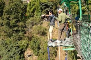 Nepal: Bungy Jumping