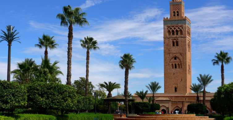 Marrakech Monuments & Souks 3-Hour Tour