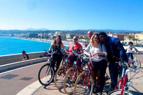 Niza: recorrido esencial de 3 horas en bicicleta