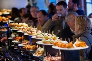Madrid: Spanische Gastronomie und Geschichte & 3-Gänge-Menü