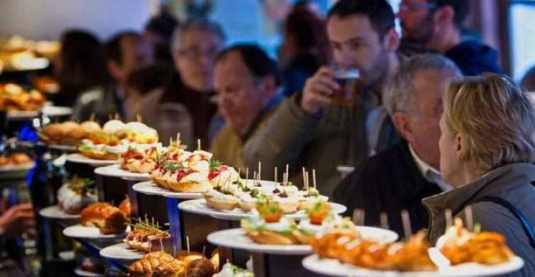 Madrid: Spanish Gastronomy and History with 3-Course Meal
