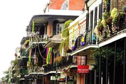 New Orleans: 2-Hour Historical Walking Tour