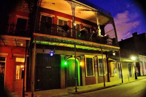 New Orleans: Voodoo, Mystery and Paranormal Tour