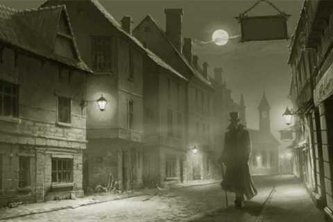 Londres: Excursão a pé Jack, o Estripador de 2 Horas À Noite