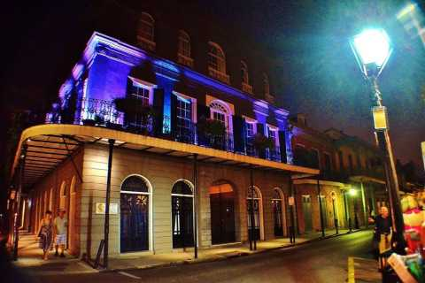 New Orleans: French Quarter Ghost and Vampire Tour