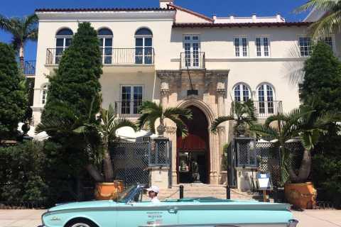 Tour privado a Miami por Legendary Vintage Convertible