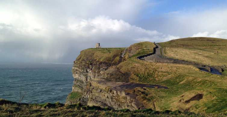 Cliffs of Moher and The Burren Full-Day Coach Tour