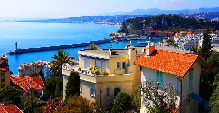 Niza: tour panorámico de 2 horas en bicicleta eléctrica