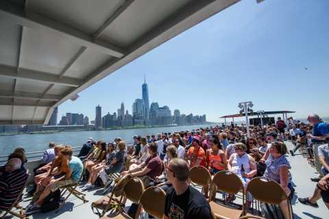 New York Harbor: Best of NYC Cruise Skip-The-Box-Office