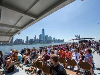New Yorker Hafen: Bootsfahrt zu den Highlights ohne Anstehen