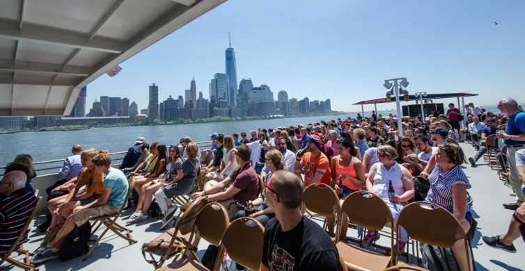 Puerto de Nueva York: crucero lo mejor de NY sin colas