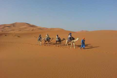 From Fes: 2-Day Small Group Desert Tour