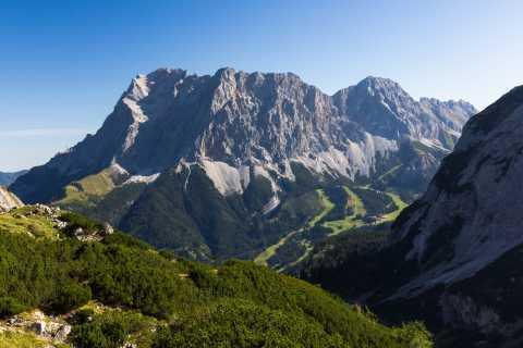 Ab München: Tour auf die Zugspitze in Gruppen ab 4 Personen