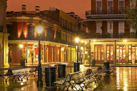 New Orleans Haunted Excursion Walking Tour