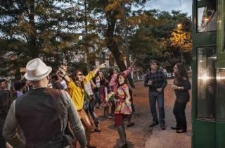 Rom: Rock `n` Roll-Tramfahrt mit unbegrenztem Wein