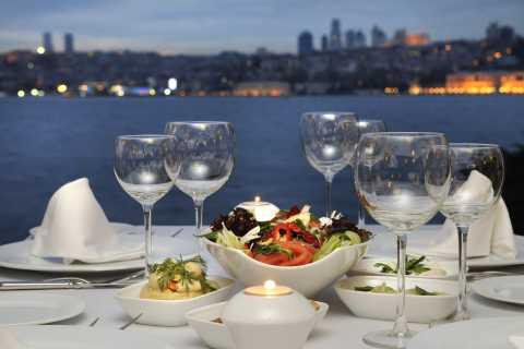Istanbul: Romantic 4-Hour Bosphorus Dinner Cruise
