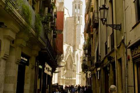 Barcelona: 4 uur Private Guided Walking Tour