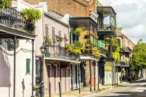 New Orleans: The Big Easy City Walking Tour