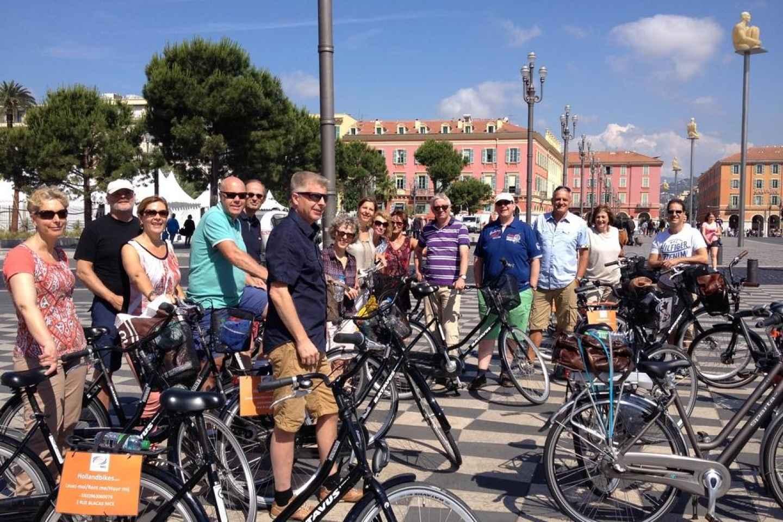 Nizza: Sightseeing-Tour mit dem Hollandrad