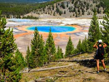 7-tägige Yellowstone-Nationalpark-Tour Rocky Mountain