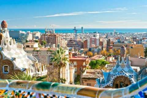 Barcelona: Private Sagrada Familia and Park Guell Tour