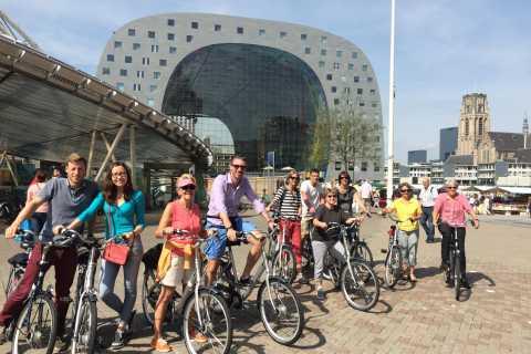 Rotterdam Highlights 2.5-Hour Bike Tour