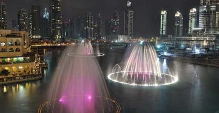 Excursão Destaques de Dubai: Top 5 Atrações