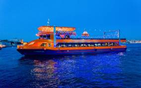 Istanbul: Turkish Night on the Bosphorus Dinner Cruise