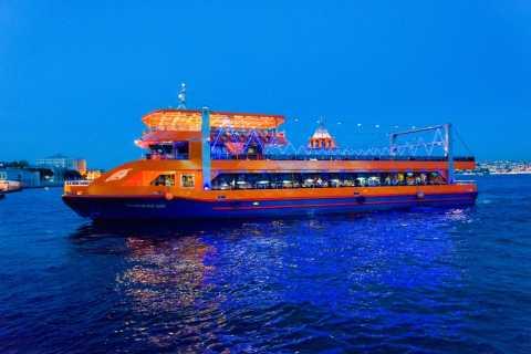 Türkische Nächte Istanbuls: Kulinarische Bosporus-Bootsfahrt