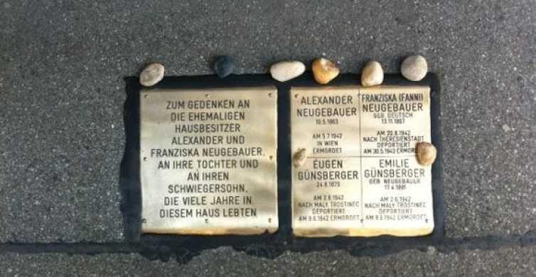 Wien: Jüdisches Leben in der Leopoldstadt - Stadtrundgang