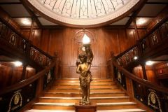 Ingresso para Titanic: Exposição dos Artefatos