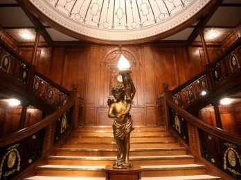 Titanic: Ticket für The Artifact Exhibition