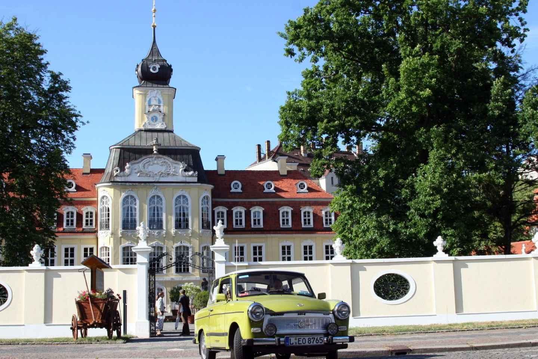 Leipzig: Individuelle Trabi-Tour mit Guide