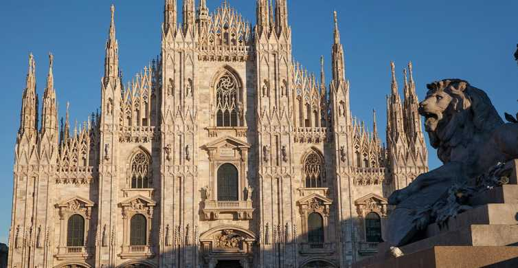 Best of Milan Walking Tour with Last Supper Tickets
