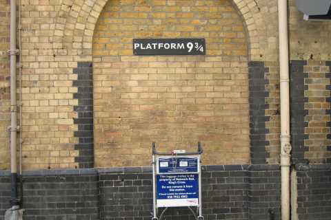 Londres: Harry Potter 3 horas Walking Tour Privado